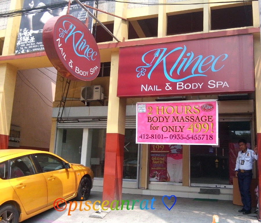 klinec nail and body spa