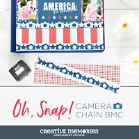 New! Camera Chain Border Maker Cartridge