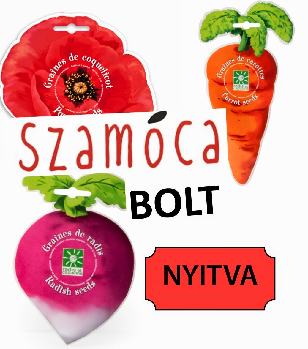 Szamóca bolt