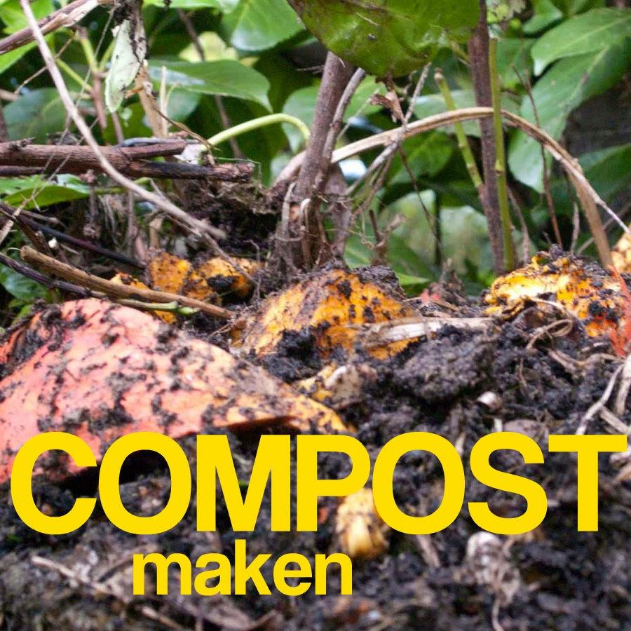 compost composthoop maken composteren