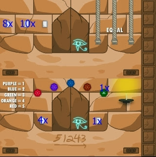 Pharaohs Escape Level 16 17 Solve