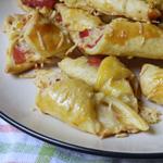 Mini-croissants parisiens jambon/emmenthal