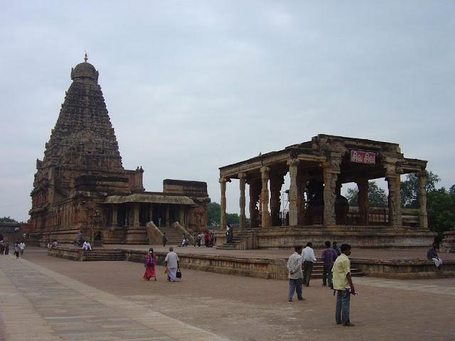 இமயம் முதல் குமரி வரை எத்தனை ஆலயங்கள்  Temple+18+Thanjavur
