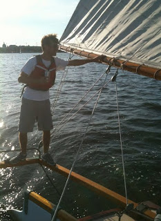 Annapolis Performance Sailing APS Product Manager Boating
