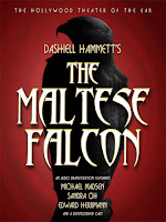 Cover of The Maltese Falcon by Dashiell Hammett
