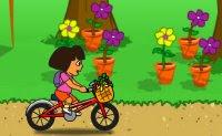 Dora Flower Rush | Toptenjuegos.blogspot.com