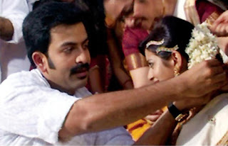 Prithviraj Sukumaran's marriage