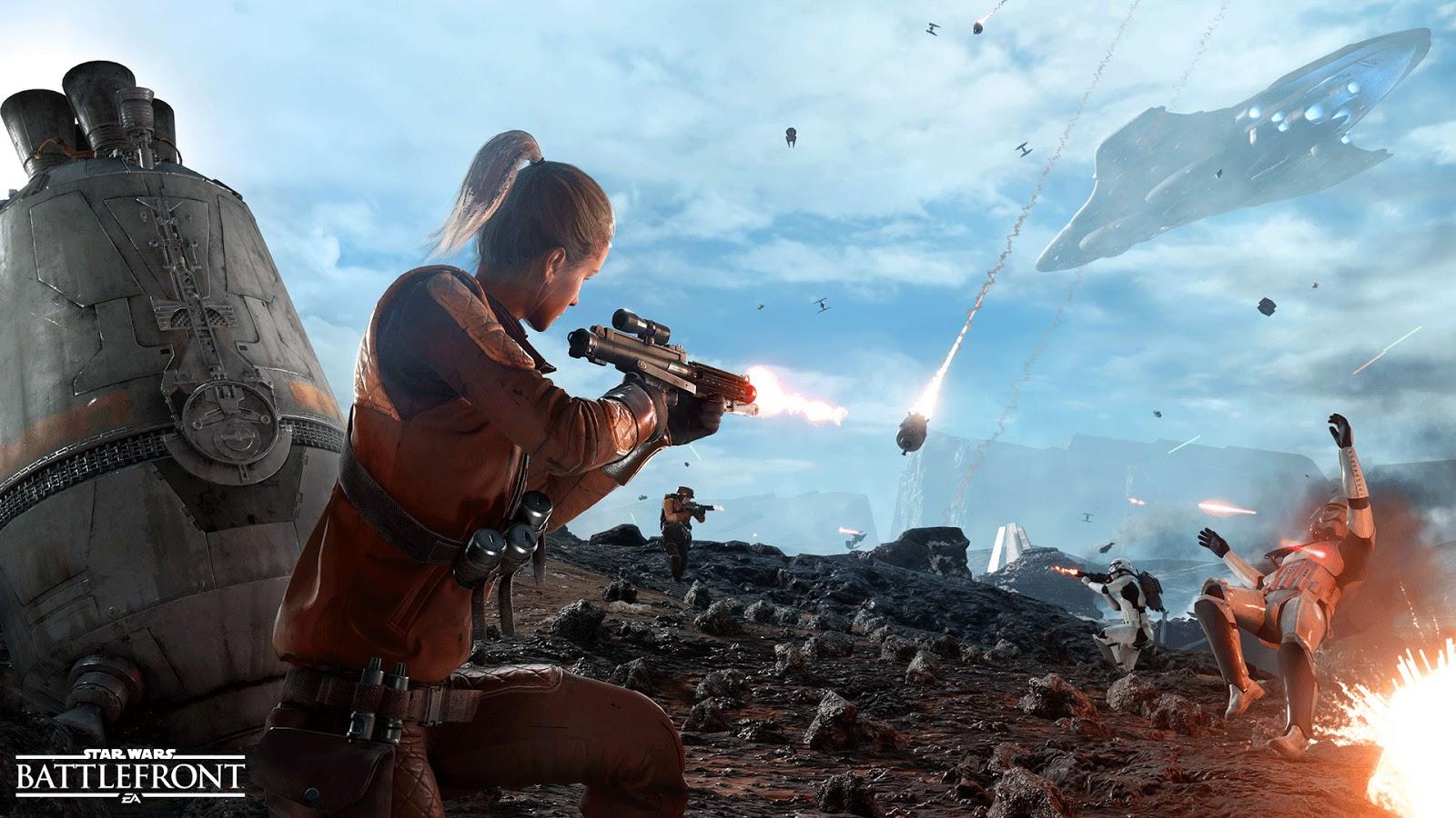 DICE detalha o modo Captura de Cápsulas para Star Wars Battlefront