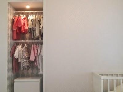 Garderob Djup 40 : I mitt paradis garderober och förvaring gamla hus