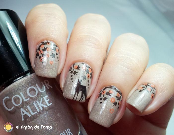 Autumn nails | el rincon de fama