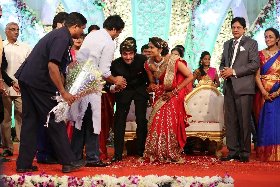 Aadi Aruna wedding reception photos-HQ-Photo-6