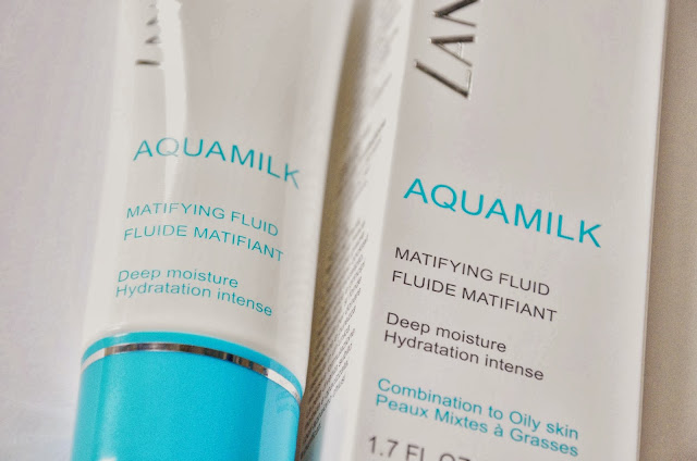 LANCASTER Aquamilk Matifying Fluid Hydration Intense