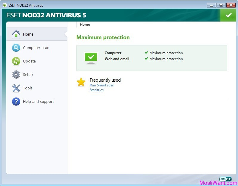 eset nod32 antivirus 5 activation key