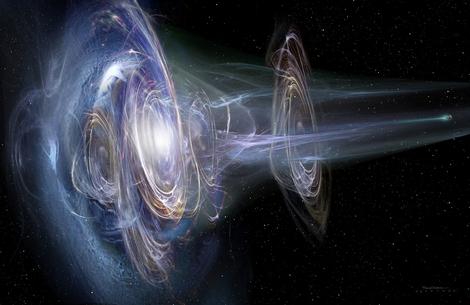 Resultado de imagen de Ecuación de la Relatividad general y los agujeros negros