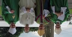Flying bishops