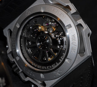 calibre Concepto Watch Factory SpidoSpeed
