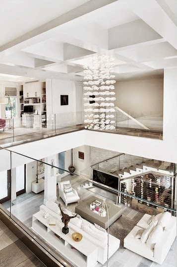 Dolce hogar como decorar espacios abiertos - Decoracion espacios abiertos ...