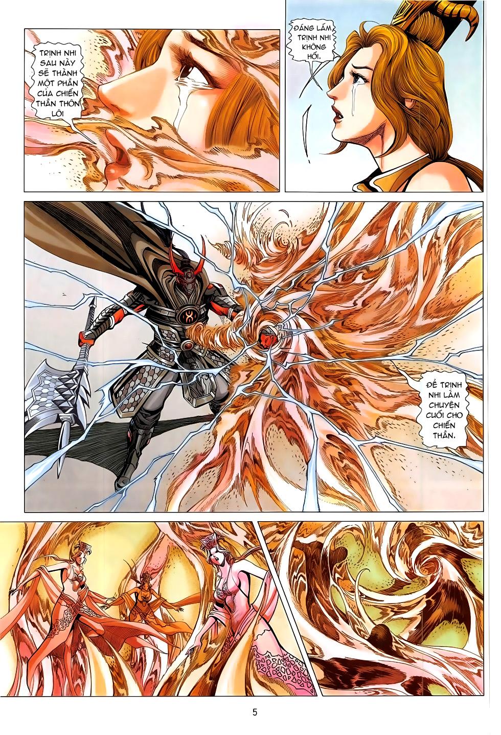 Chiến Phổ chap 20 - Trang 6