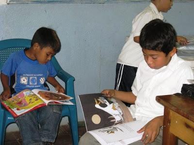 children Nicaragua