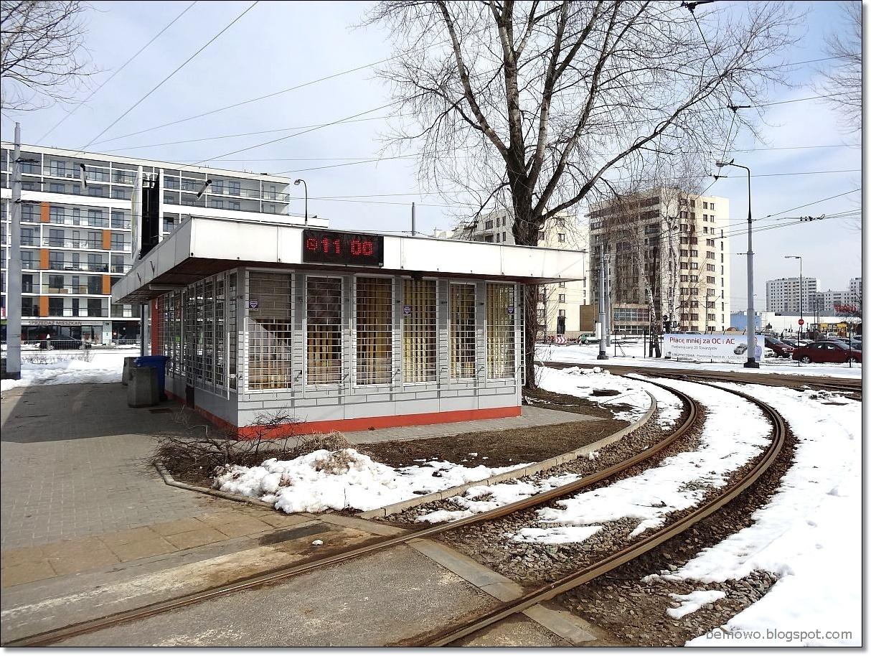 Pętla autobusowa i tramwajowa Osiedle Górczewska