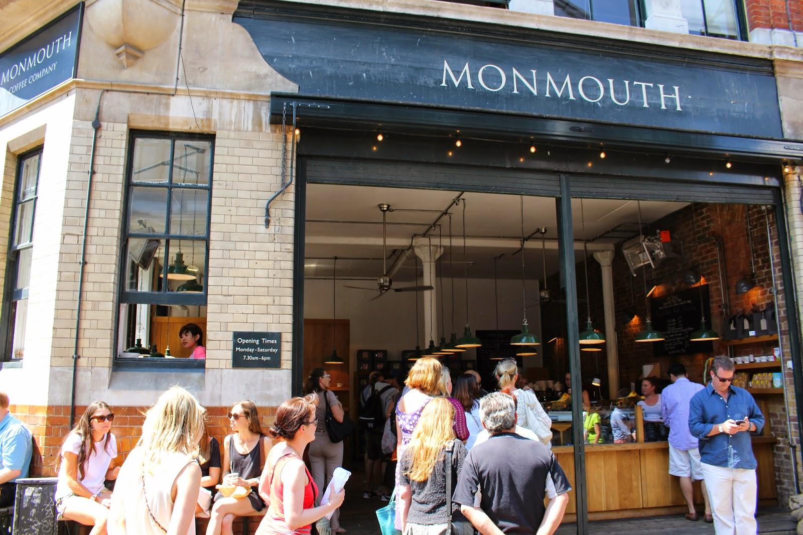 Borough Market Monmouth Coffee