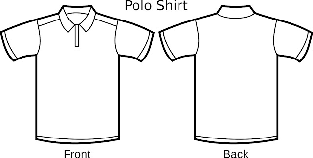 Polo shirt template for photoshop joy studio design for Polo shirt design template