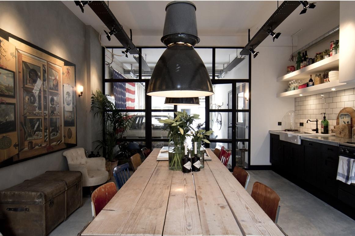 Decordemon Garage Loft By Bricks Amsterdam