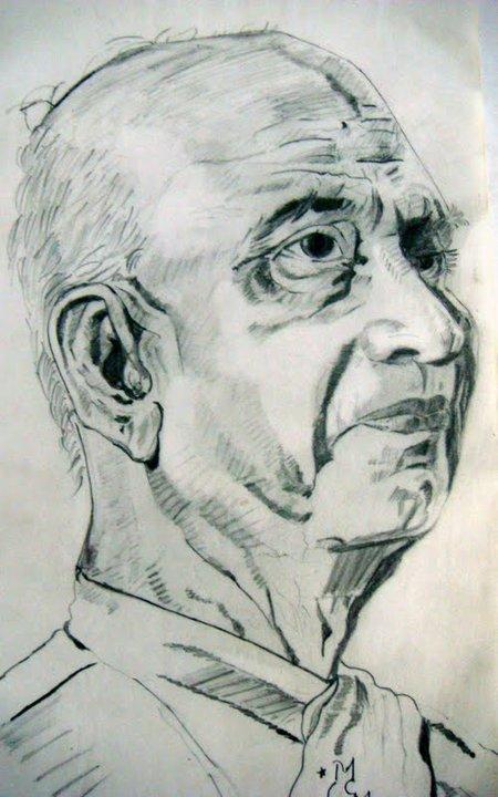 Wid Love ManuSri . . Pencil Sketches