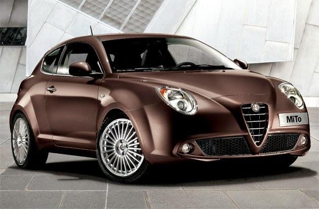 2009 Alfa Romeo Mito Image