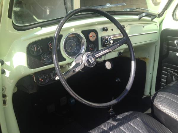 Used 1961 VW Bug Original Ragtop by Owner