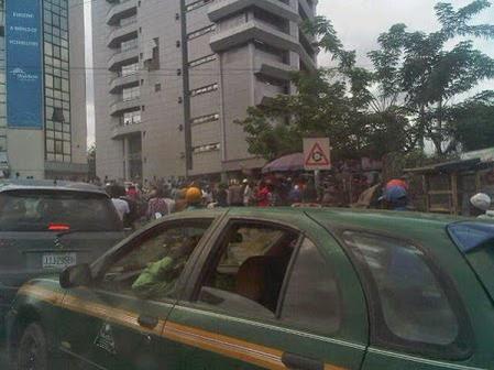 Man Dies inside Taxi at Mortuary Junction in Ogun