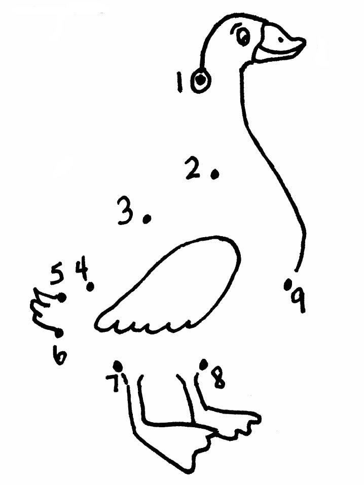 Desenho como desenhar Ligar pontos animais da fazenda pintar e colorir