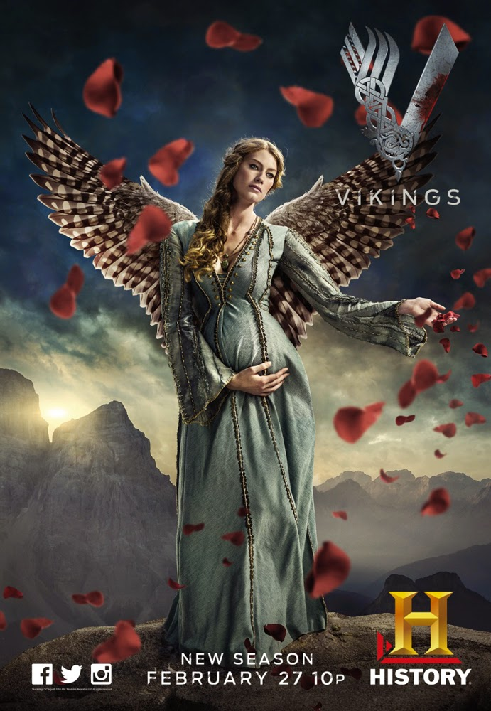 Download Vikings S02E04 HDTV RMVB Dublado Baixar Seriado
