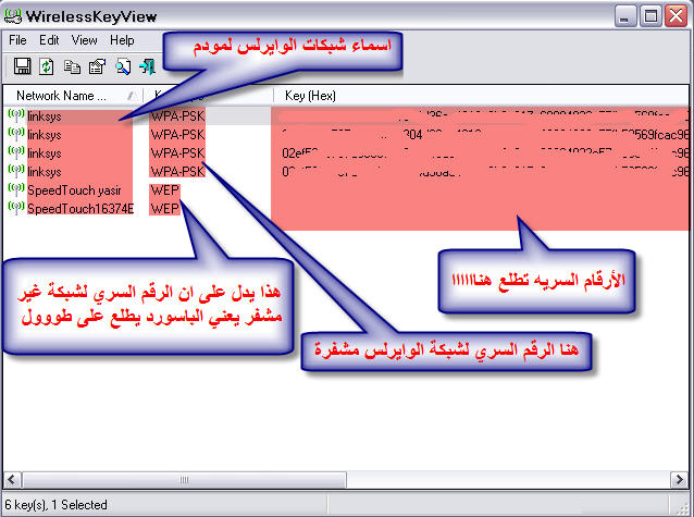 WirelessKeyView 1.68 �������� WirelessKeyView.jpg