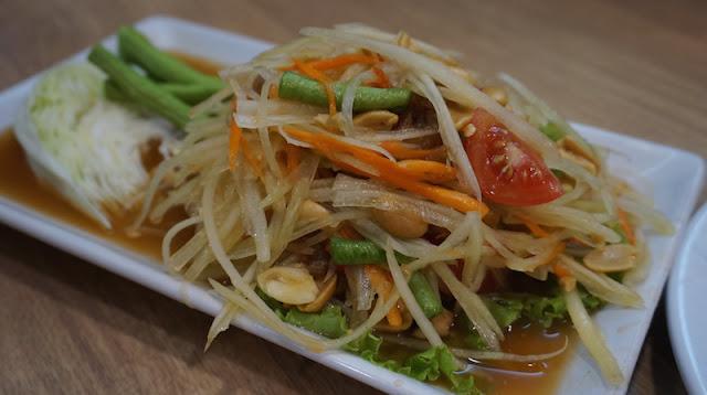 Yana Restaurant MBK Center Bangkok