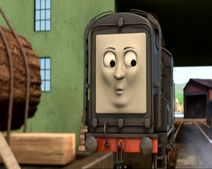 diesel from thomas and friends - photo #26