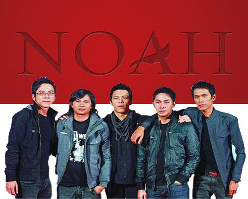 foto wallpaper noah band terbaru plus personel