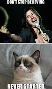 (the real grumpy cat). On Wednesday