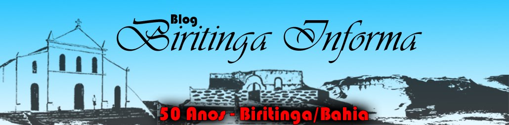Blog Biritinga Informa