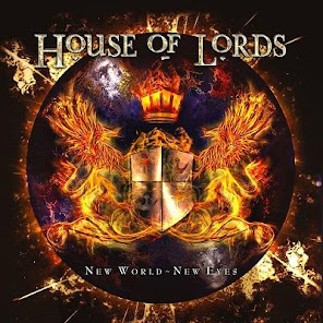 House Of Lords New World - New Eyes (Frontiers Records June 12, 2020)