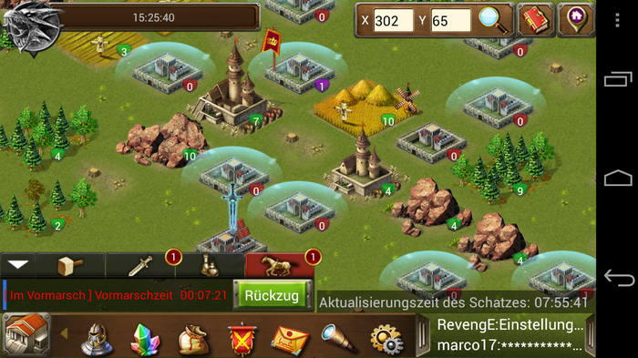 Android Age of Warring Empire Apk resimi 2
