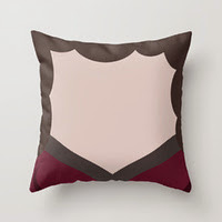 Star Trek The Next Generation - Pillow - Deanna Troi Pillow