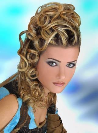 fotos de peinados de fiesta actuales porque algo que no debemos descuidar es llevar un peinado que vaya acorde con las ultimas tendencias en peinados - Peinados Actuales