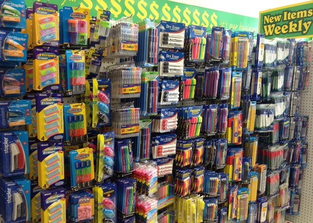 A Place To See And Be Seen If Youre Looking For Bargains On School Supplies Craft Or Common Household Items J Could Smart Stop