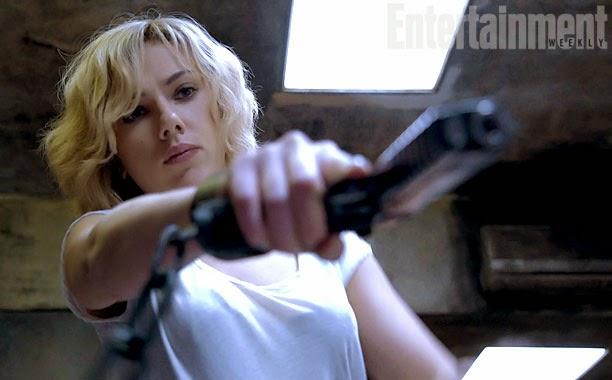 "Tráiler de ""Lucy"" de Luc Besson y Scarlett Johansson"