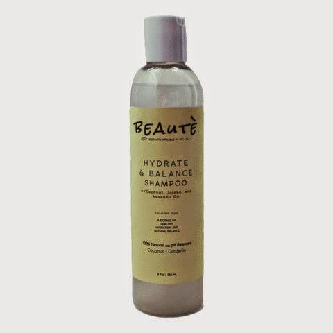 Beautè Organics Hydrate & Balance Shampoo