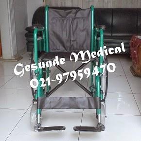 distributor kursi roda 901B Serenity