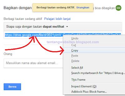 download dari google drive