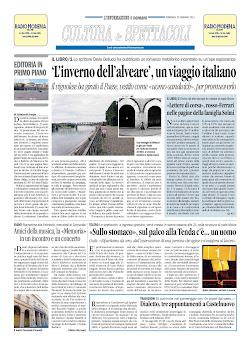 'Lettere di corsa' sull'Informazione di Modena