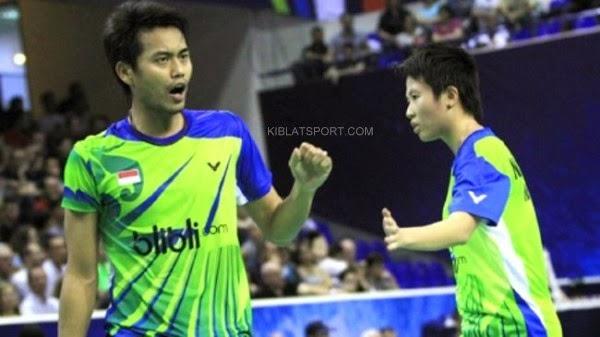 Tontowi Ahmad/Liliyana Natsir Lolos ke Final Badminton Asia Championships 2015